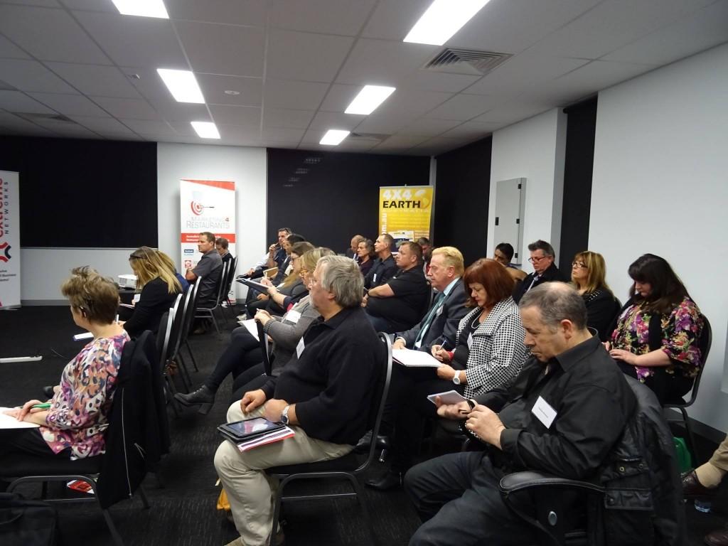 Blogging seminar