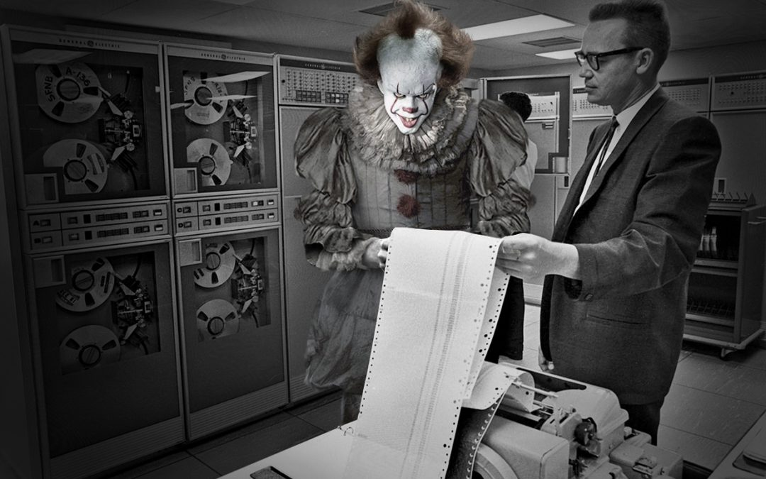 Too many clowns in IT